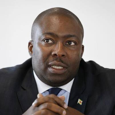Saviour Kasukuwere-Minister of  Youth, Development and Employment Creation